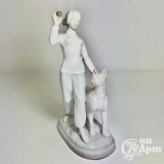 Скульптура «Дрессировка»